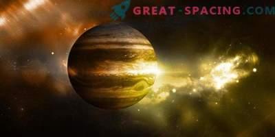 Boendemiljöer kan döljas inuti Jupiter
