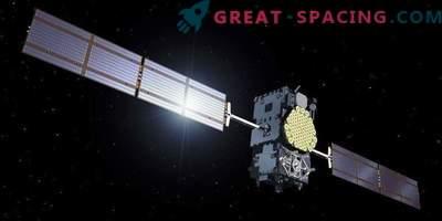 Сателитите на Галилео се готвят да стартират във вторник.