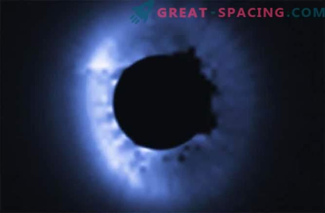 Hubble såg en enorm stjärna damm: Foto