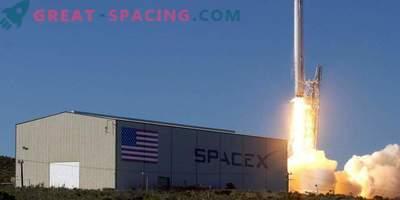 SpaceX kommer att leverera festlig glass till ISS