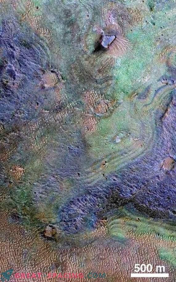 Hur Mars förlorade atmosfären