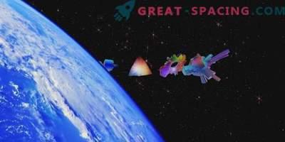 Gör ditt skratt skratta i en 3D-skrivare och starta i rymden