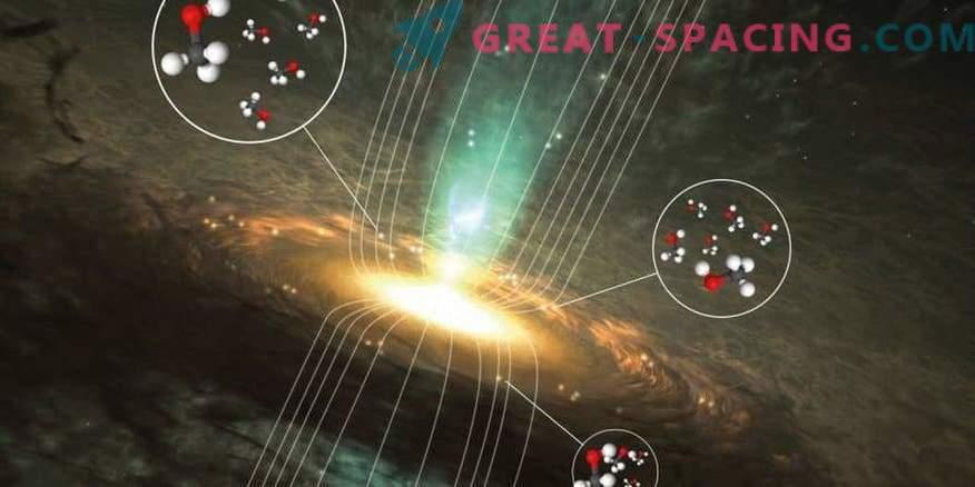 Магнитни тайни на метанола