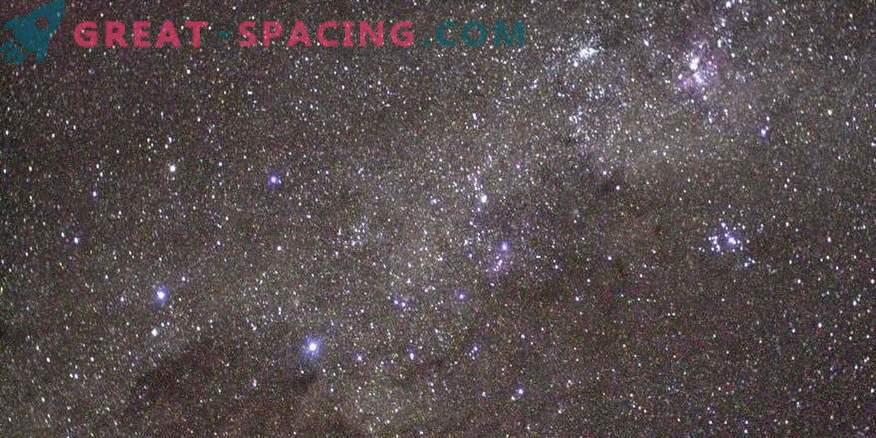 ANU-astronomer Skapa den bästa kartan över South Starry Sky