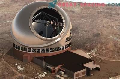 Installation av ett jätteteleskop på Hawaii är tveksamt