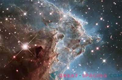 Strålvindens påverkan på Monkey Head Nebula