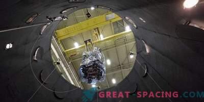 Подготовка на соларната сонда на Паркър за космически полети