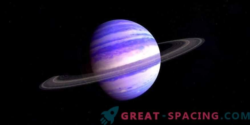 Znanstveniki so našli topel eksoplanetni Saturn