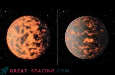 Astronomer har upptäckt extrem vulkanism på en exoplanet